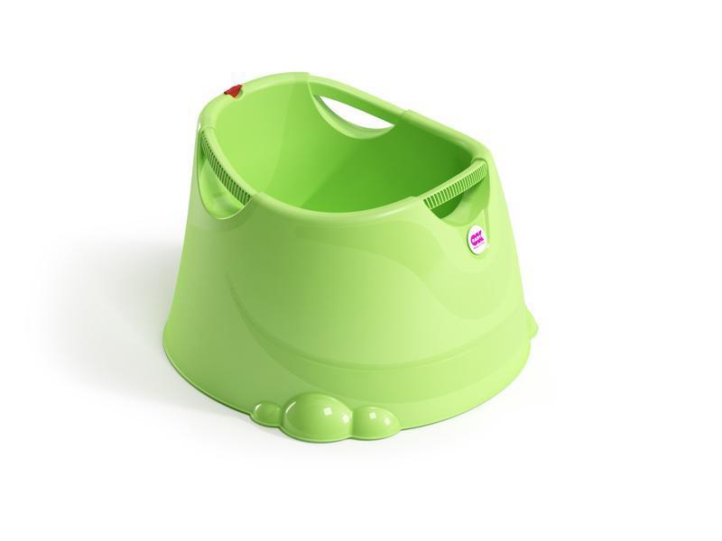 OK BABY Vanička do sprchovacieho kúta Opla zelená 44,  V000758