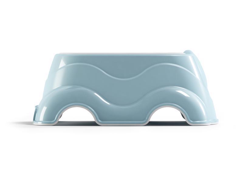 Schodík univerzálny Herbie svetlo modrá 55