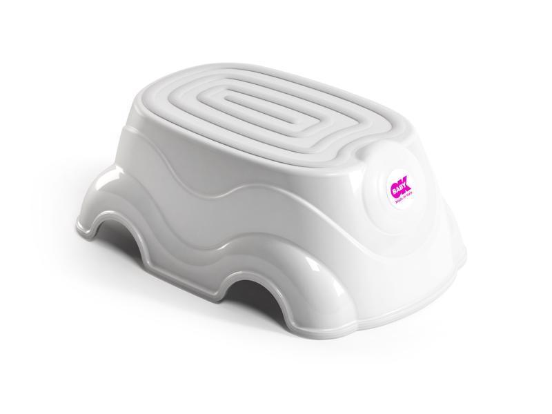 Schodík univerzálny Herbie biela 68,  bílá