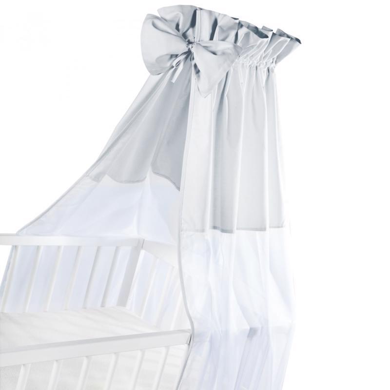 Baldachýn univerzálny biela 200x150 cm
