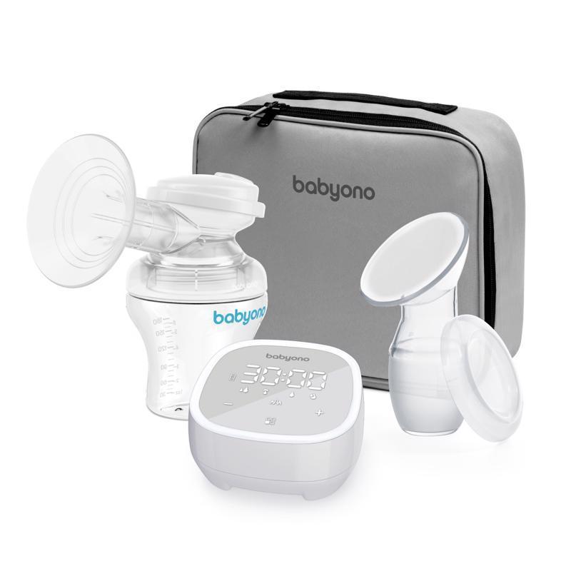 Odsávačka materského mlieka elektronická -5 režimov BabyOno