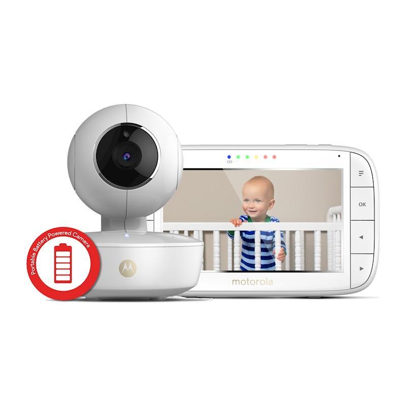 MOTOROLA MBP 55 Dětská video chůvička