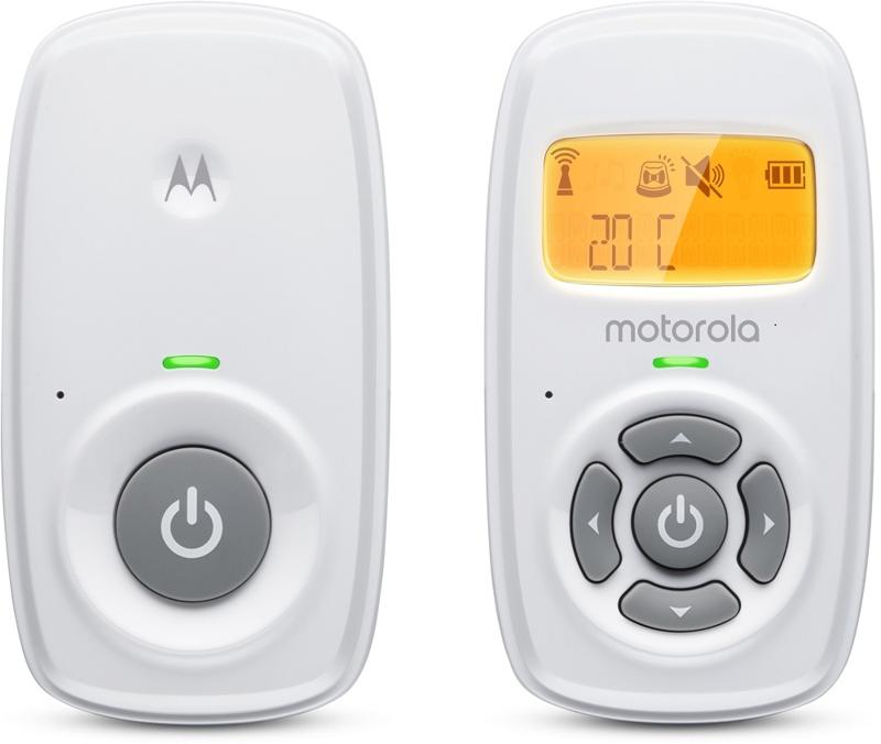 MOTOROLA Pestúnka audio MBP 24,  V001445