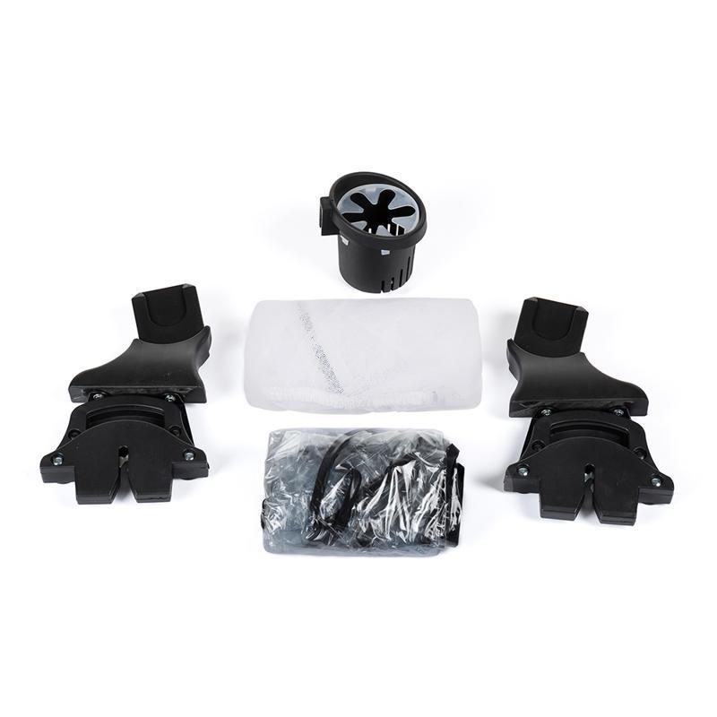 PETITE&MARS Kočík kombinovaný Rover 2v1 Black