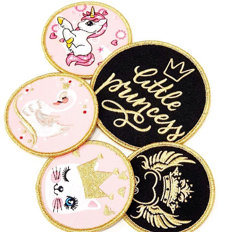 Nášivky Fantasy Little Princess 2020 Petite&Mars