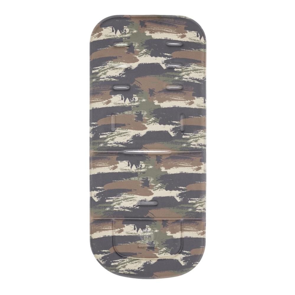 PETITE&MARS Vložka do kočárku Memory Limited 100 Camouflage