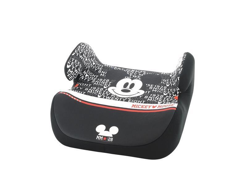 NANIA Podsedák/autosedačka Topo Comfort (15-36 kg) Mickey Star Typo