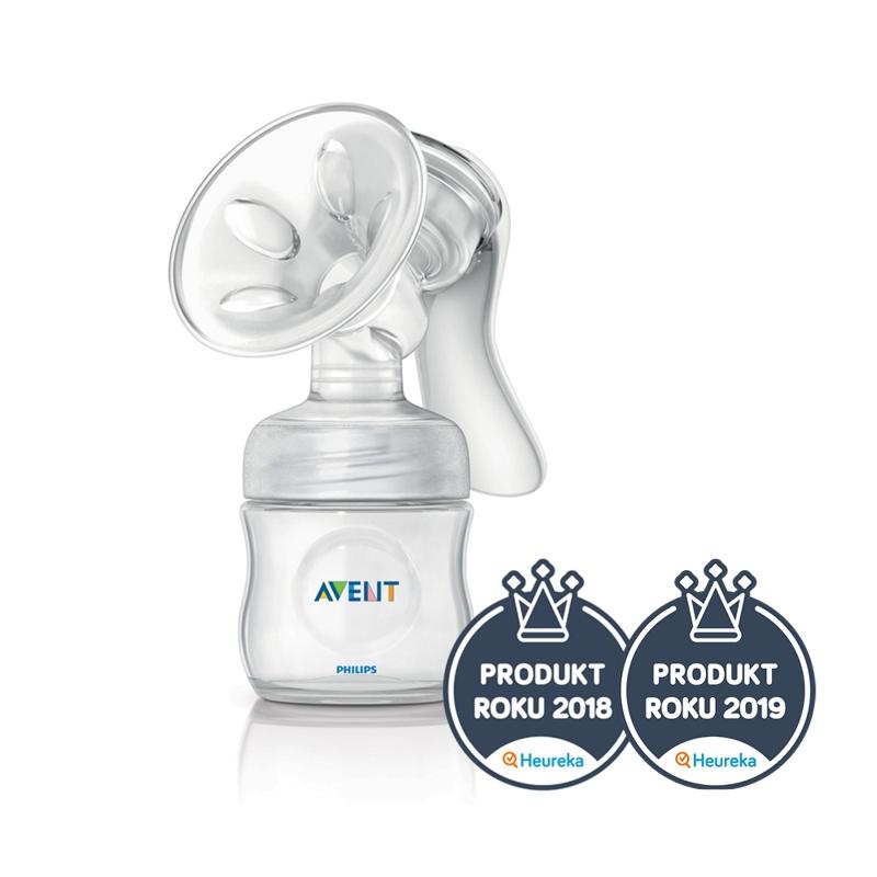 PHILIPS AVENT Odsávačka materského mlieka Natural