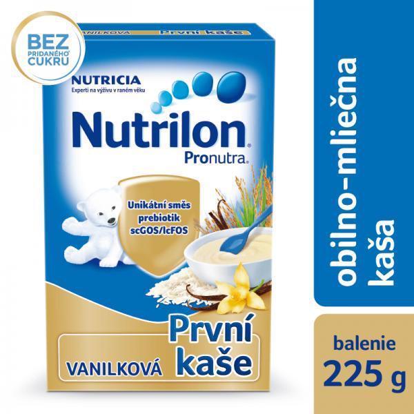 Kaša mliečna NUTRILON ProNutra vanilková 225g