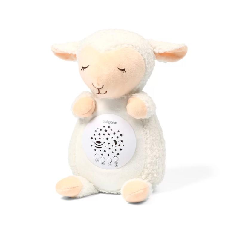 BABYONO Projektor mazlíček Ovečka Scarlet