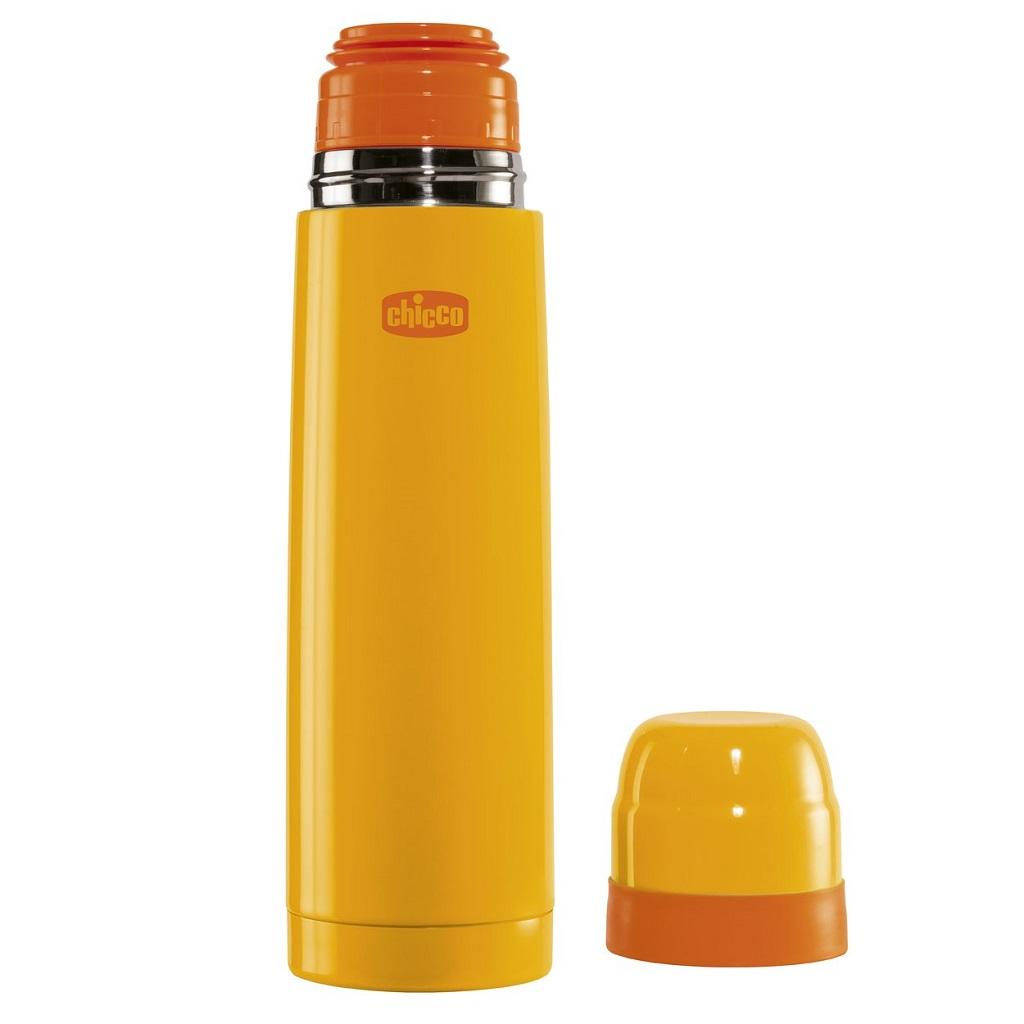 CHICCO Termoska Chicco oranžová 500 ml