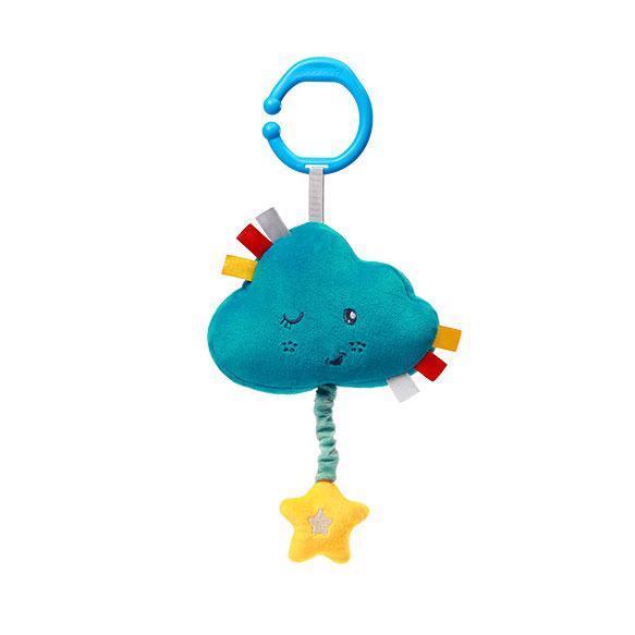 Hračka hudobná na C krúžku Lullaby Cloud 0m+