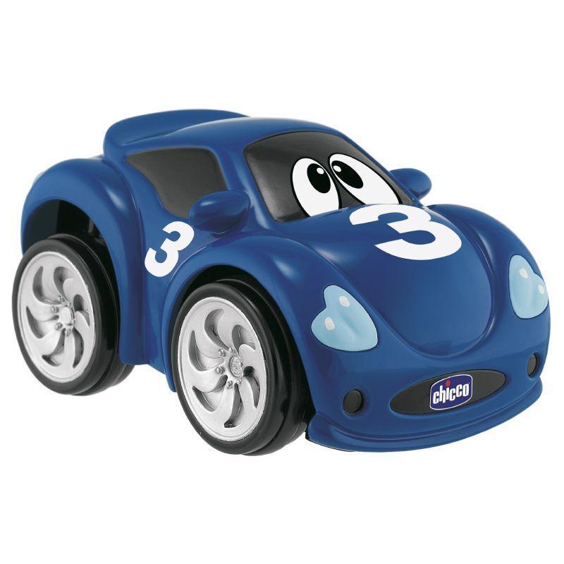 Autíčko Turbo Touch - modré 2+