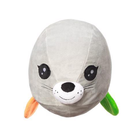 Hračka vankúšik  C-MORE tuleň Lucy 18x22cm
