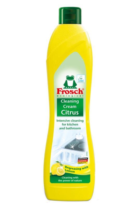 FROSCH Čistiaci krém Citrus (EKO, 500 ml),  V001882