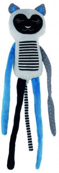 Hračka plyšová Jungle - Lemur modrý