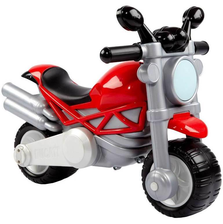 CHICCO Odrážadlo motorka Ducati 18m+, do 25kg