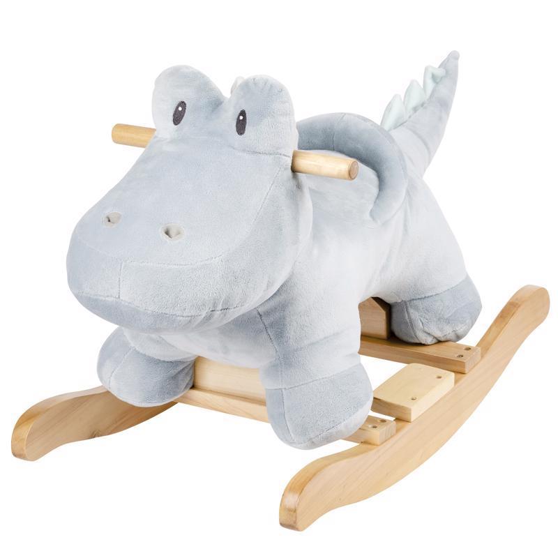 NATTOU Hojdačka bez sedadla - krokodíl 18-36m
