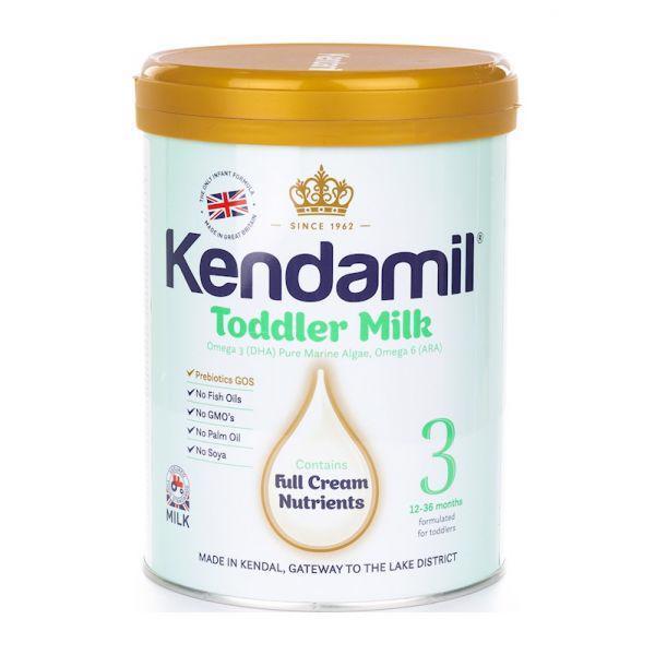KENDAMIL Batoľacie mlieko 3 (900 g) DHA+