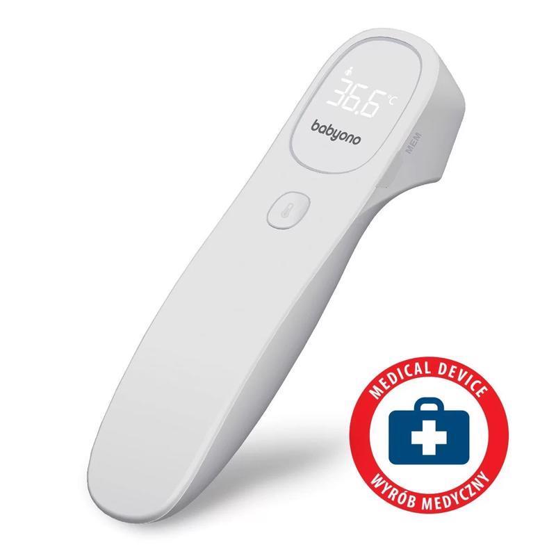 BABYONO Teplomer infračervený bezdotykový Natural Nursing,  V001160