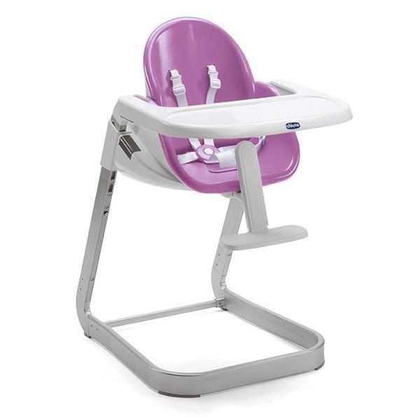 CHICCO Jedálenská stolička I-Sit - pink