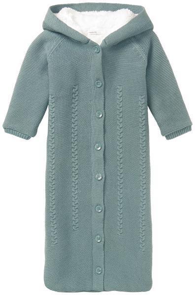 NOPPIES Vak spací Narni knit Dark Green