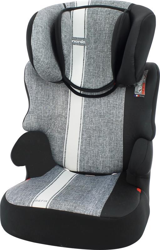 Autosedačka Befix First Linea Grey White 15-36kg