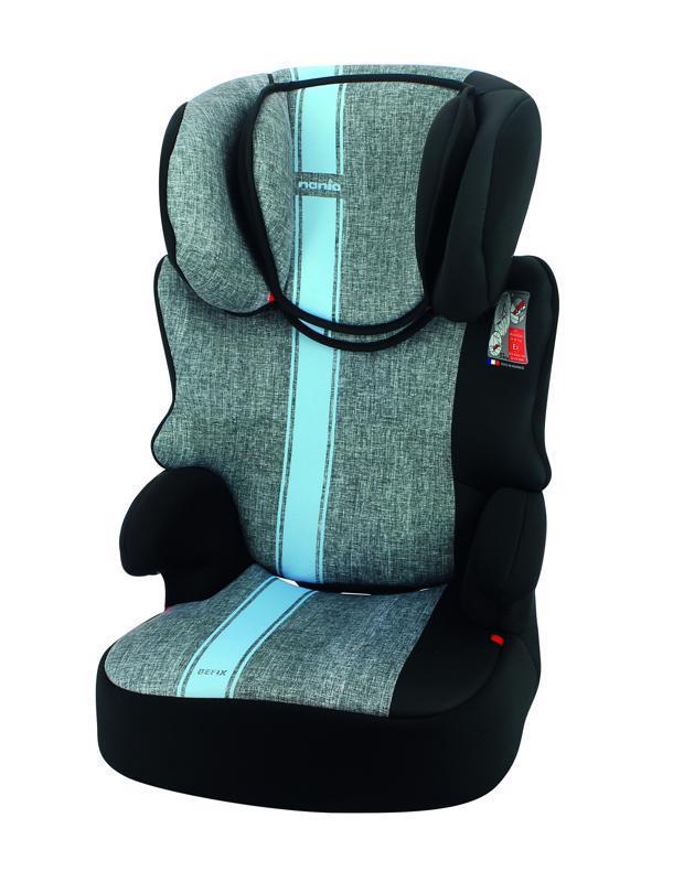 Autosedačka Befix First Linea Grey Blue 15-36kg