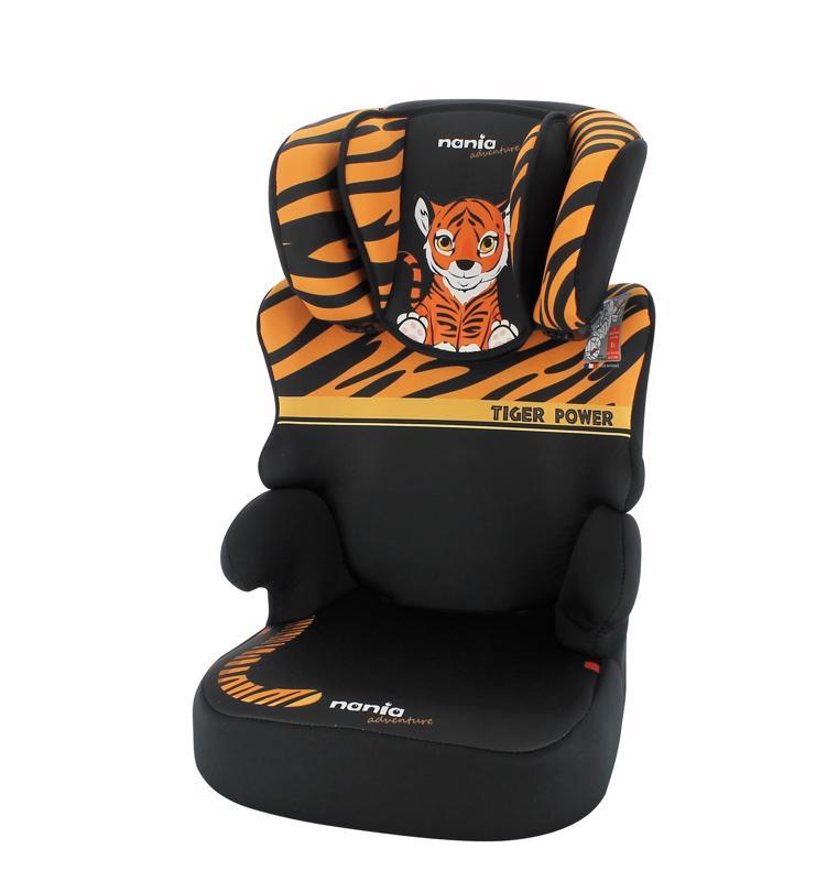 Autosedačka Befix Adventure Tiger 15-36kg
