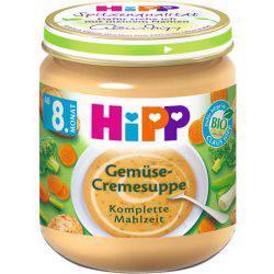 Polievka krémová BIO zeleninová 200g Hipp