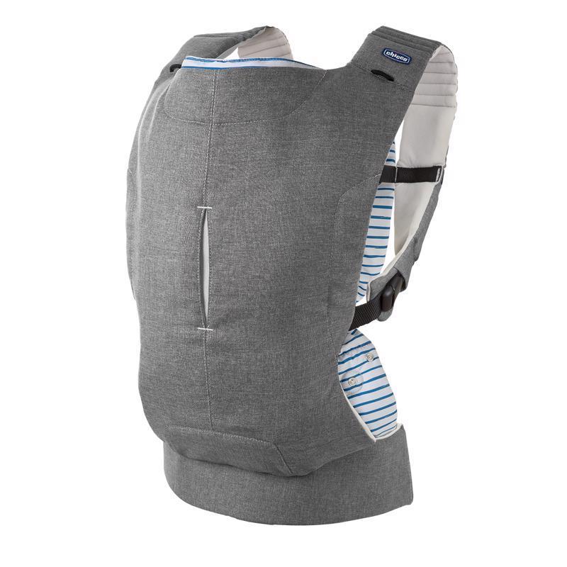 Nosítko dětské Myamaki Complete - Grey Stripes