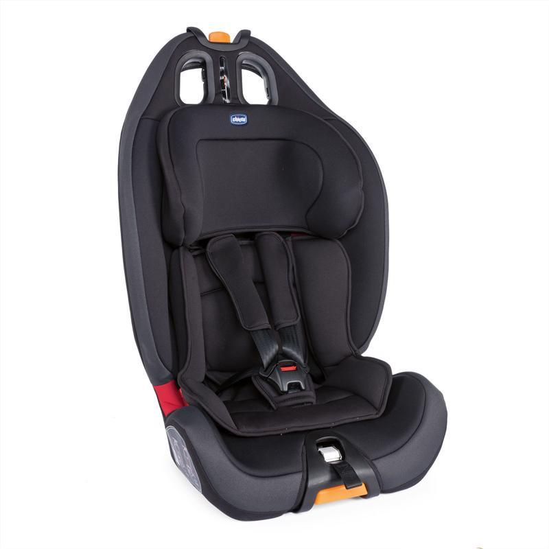 Autosedačka Gro-up 123 - Jet Black 9-36kg