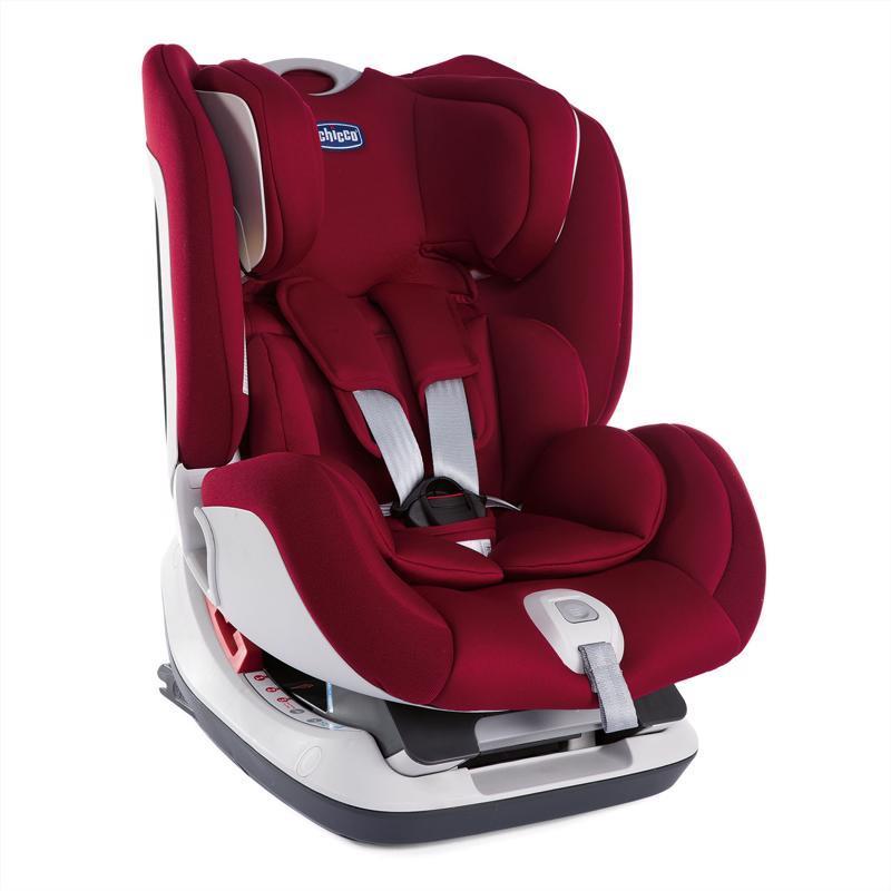Autosedačka Seat Up 012 - Red Passion 0-25 kg