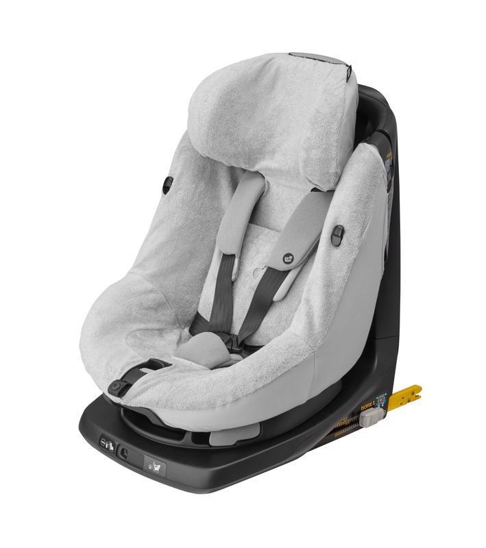 Autosedačka AxissFix i-Size 9-18kg Authentic Grey 2020