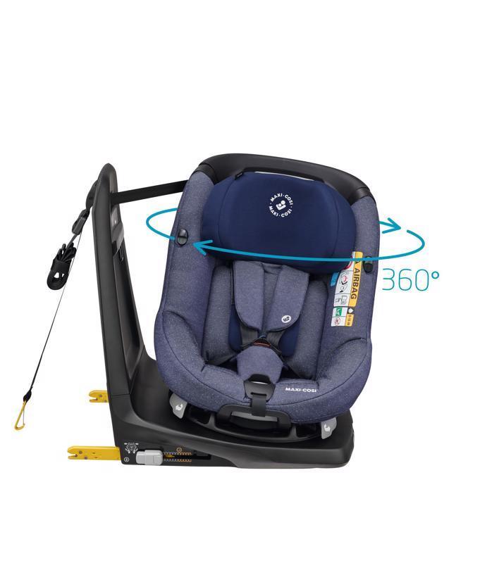 Autosedačka AxissFix Sparkling Blue 0-18kg 2019
