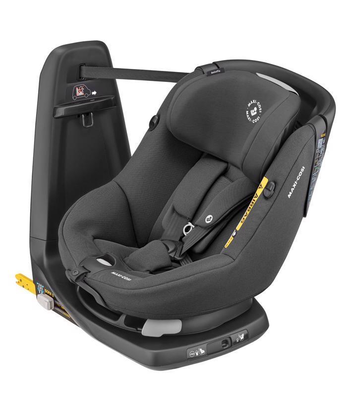 Autosedačka AxissFix Air i-Size 9-18kg Authentic Black 2020