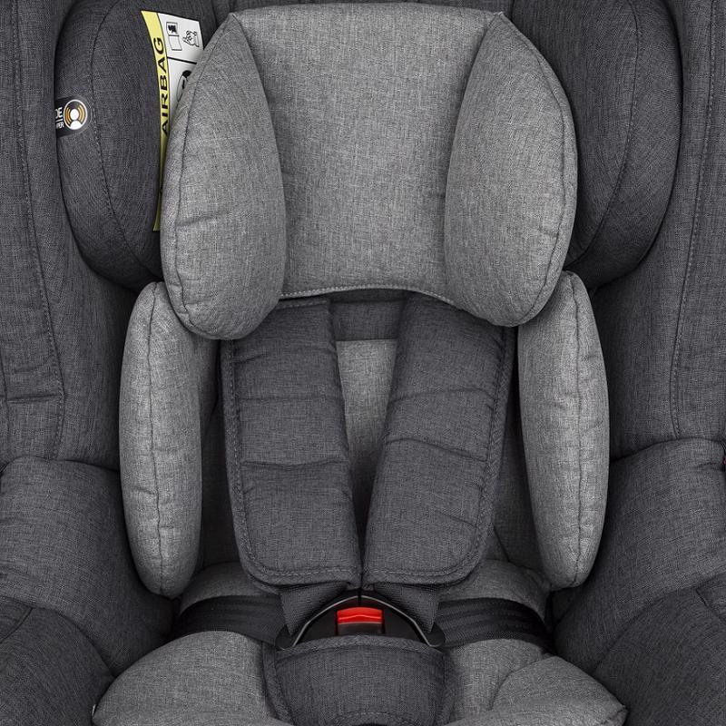 Autosedačka Reversal II Isofix Grey 0-18kg Petite&Mars