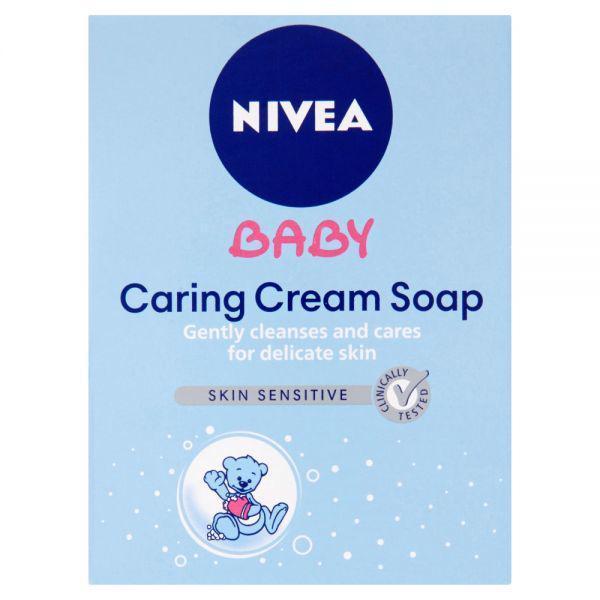 Mydlo krémové 100g Nivea Baby