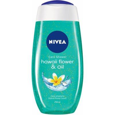 NIVEA Sprchový gel Hawaiian Flower & Oil (250 ml)