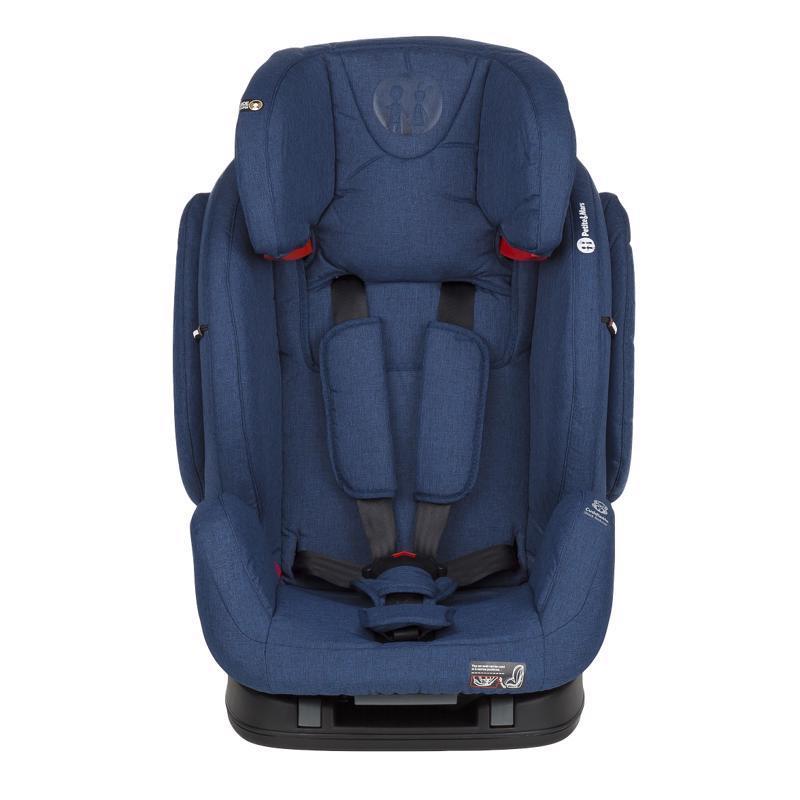 PETITE&MARS Autosedačka Prime II (9-36 kg) - Isofix Blue