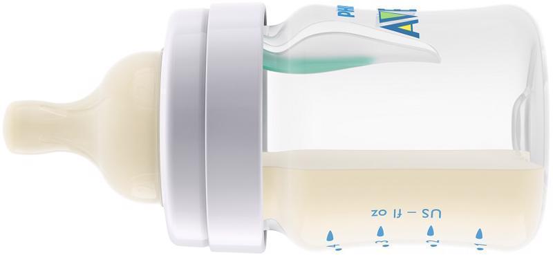 Philips AVENT Fľaša 125 ml AirFree 2 ks