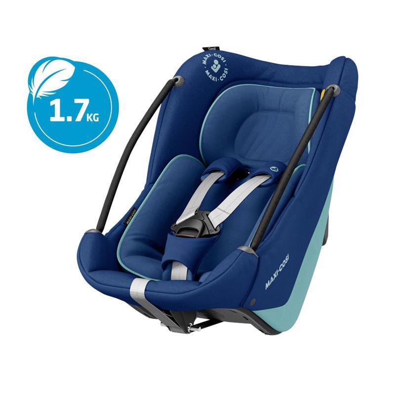 Autosedačka Coral i-Size 0-13kg Essencial Blue 2020