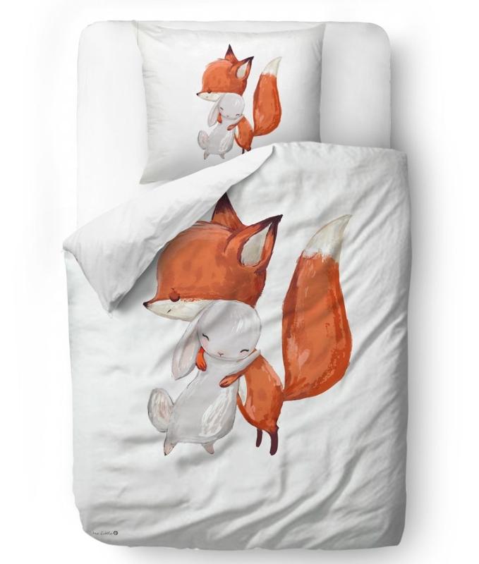 MR. LITTLE FOX Detské obliečky Little friendship,  V002055