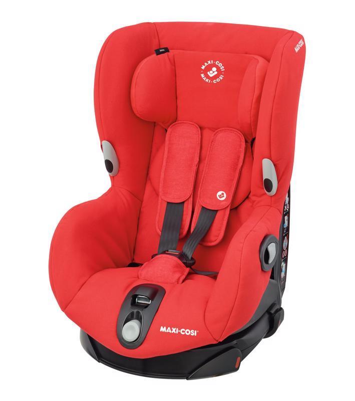 Autosedačka Axiss Nomad Red 9-18kg 2019