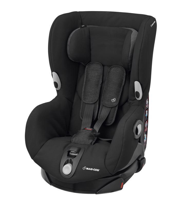 Autosedačka Axiss Nomad Black 9-18kg 2019