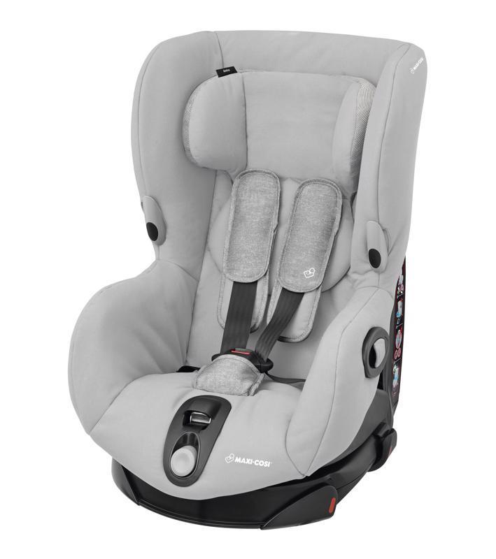 Autosedačka Axiss Nomad Grey 9-18kg 2019