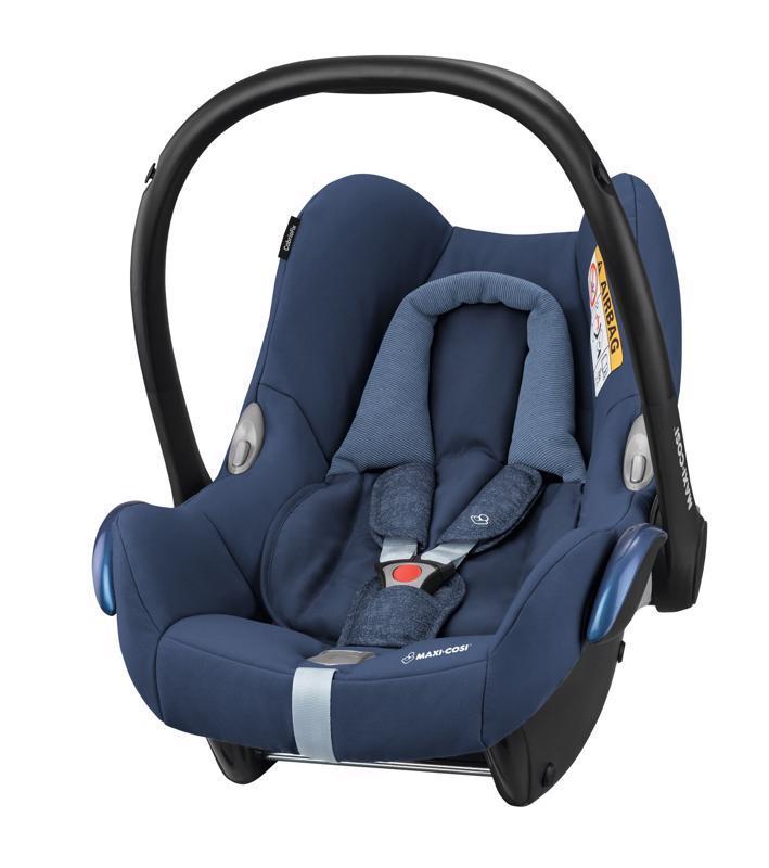 Autosedačka CabrioFix Nomad Blue 0-13kg 2019