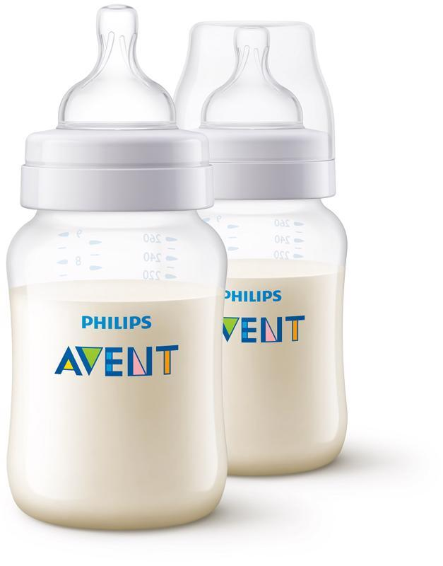 Láhev Anti-colic 260 ml, 2 ks