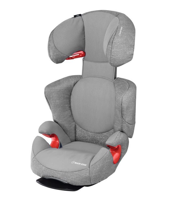 Autosedačka Rodi AirProtect Nomad Grey 15-36kg 2019