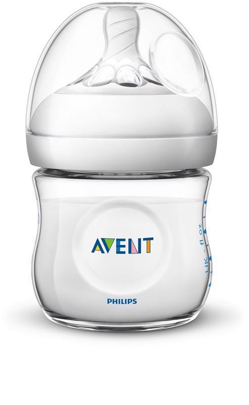 Avent fľaša 125ml Natural.2 PP